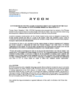 RYCOM CISCO Innovation Solutions Partner