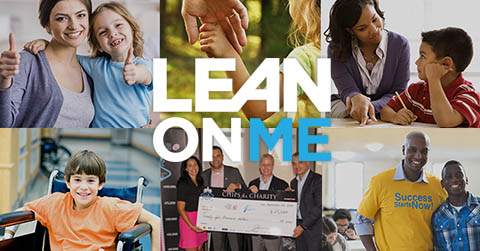 Lean on me community initiative